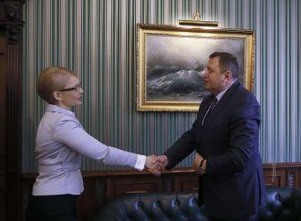 Юлія Тимошенко зустрілася з Послом Угорщини