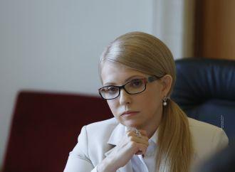 Юлія Тимошенко проведе прес-конференцію в Харкові
