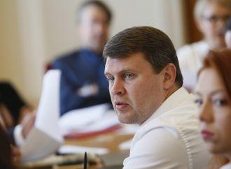 Вадим Івченко: Законопроект щодо комерційного обліку комунальних послуг підтримує монополії