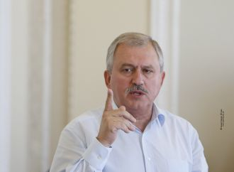 Андрій Сенченко: Порошенку таки довелось підписати закон про скасування лживого АТО