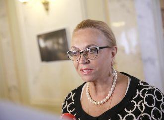 Олександра Кужель звернулася до Арсена Авакова щодо шахрайства в банківській сфері