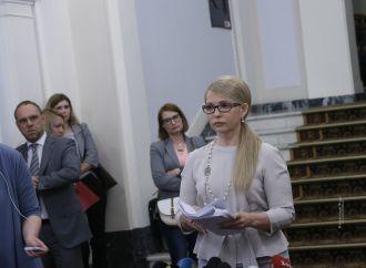 Юлія Тимошенко: Петро Порошенко має відповідати за ті ціни на газ, які платив Янукович