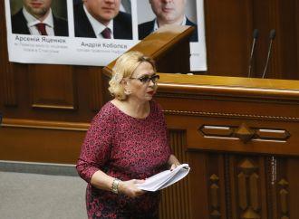 Олександра Кужель: Медична реформа від уряду не націлена на позитивні зміни у житті людей