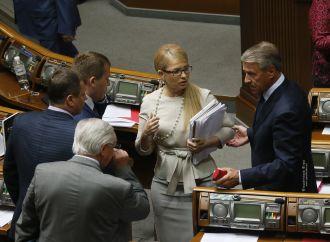 «Батьківщина» послідовно виступає за вступ України до НАТО