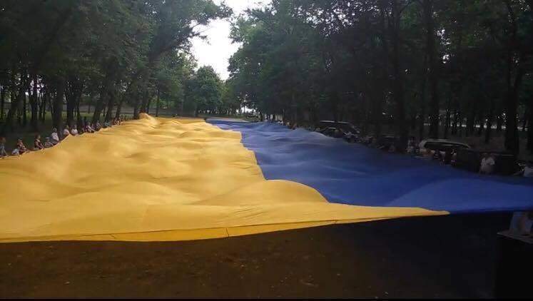 """Результат пошуку зображень за запитом """"розгортання українського прапору"""""""
