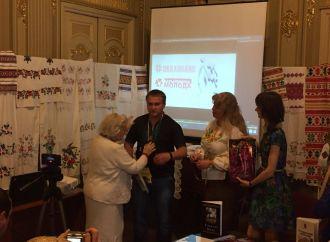 «Батьківщина Молода» отримала Гран-прі за флешмоб «Global Shevchenko»