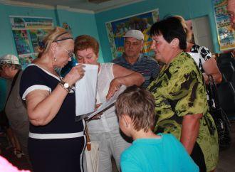 Олександра Кужель стала на захист селян Дніпропетровщини від сваволі банків