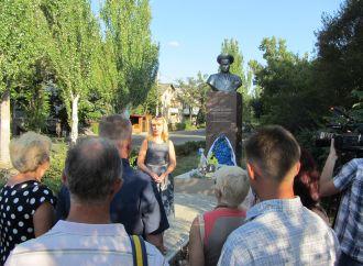 Ірина Верігіна вшанувала пам'ять загиблих, які визволяли Луганщину