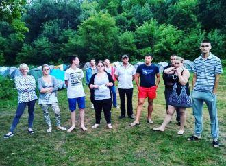 «Батьківщина молода» на Сумщині провела четверте регіональне таборування