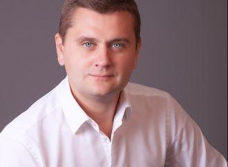 Юрій Тренкін: Майбутнє Черкас – це міжнародний логістичний центр
