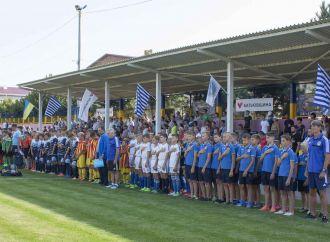 «Батьківщина» Одещини організувала Міжнародний юнацький футбольний турнір