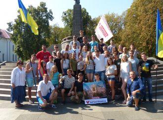 «Батьківщина молода» Одещини найкраще виступила на таборуванні «Канів – 2017»