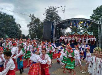 Юлія Тимошенко та Валерій Дубіль привітали мешканців Прилук з Днем міста