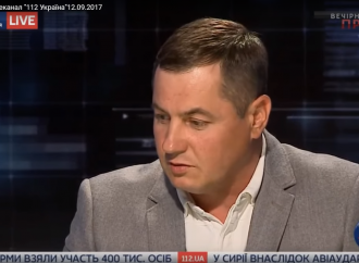 Петро Порошенко вчинив з Саакашвілі так, як колись Янукович зі своїми опонентами, – Сергій Євтушок