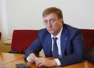 Владислав Бухарєв: Недофінансування галузі дорожнього господарства Сумщини залишається проблемним питанням