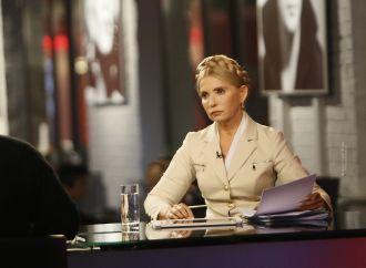 Юлія Тимошенко в ефірі телеканалу «NewsOne», 07.09.2017