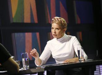 Треба докорінно змінити стратегію закінчення війни в Україні, – Юлія Тимошенко