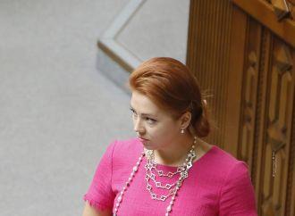 Альона Шкрум: Посилюємо співпрацю з ЄС