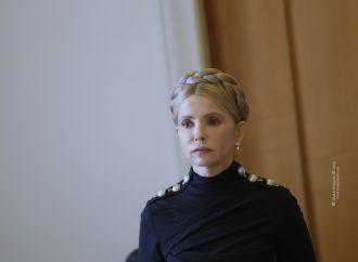 Юлія Тимошенко: Під обгорткою підвищення пенсій влада кинула людям кістку, 14.10.2017