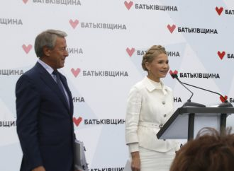 Змінивши владу, ми повернемо мир в Україну, – Юлія Тимошенко