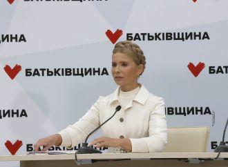 Юлія Тимошенко – гість телеканалу «112 Україна»