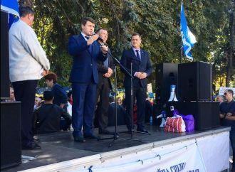 Вадим Івченко: «Батьківщина» в парламенті відстоюватиме інтереси медичної профспілки