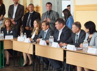 Сергій Соболєв зустрівся з головою парламенту Болгарії