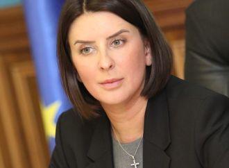 Ганна Старикова: Початок масштабної роботи над поверненням миру
