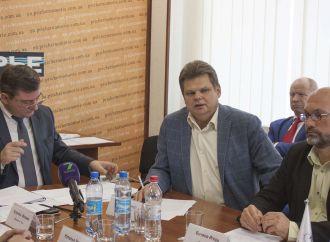 В Одесі місцеві політики обговорили зухвалий замах на життя Олега Радковського