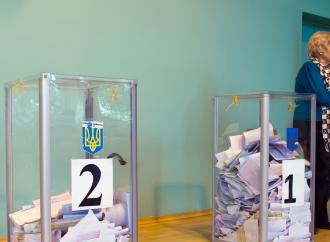 Станом на 12:00 явка виборців становить 21%