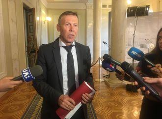 Сергій Соболєв: Голосування за депутатську недоторканність – це лукава гра