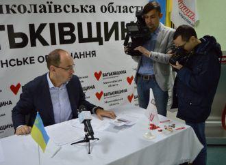 У Миколаєві зафіксувано грубе порушення виборчого законодавства