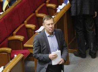 С. Соболєв: Ми підтримали закон, що розмежовує політичні замовлення та реальну боротьбу з корупцією, 16.11.2017