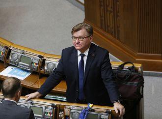 Григорій Немиря: Україні необхідно ратифікувати Римський статут та приєднатися до МКС