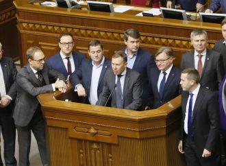 «Батьківщина» вимагає захистити конституційний лад в Україні, – Сергій Соболєв