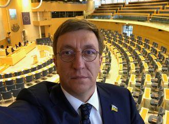 Владислав Бухарєв: Переймаємо парламентський досвід Швеції