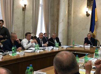 Владислав Бухарєв: Виїзне засідання щодо стану правопорядку на Харківщині