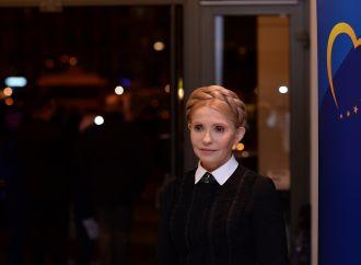Юлія Тимошенко зустрілася з Генеральним секретарем ЄНП