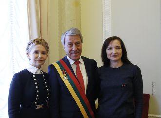 Івана Кириленка нагороджено орденом Литовської Республіки