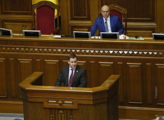 Сергій Євтушок звернувся до прем'єр-міністра з вимогою захистити лісове господарство України