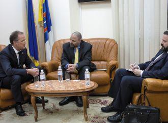 Олег Радковський провів зустріч із представниками посольства США в Україні
