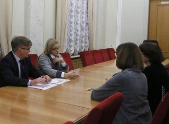 Юлія Тимошенко зустрілася з представниками Європарламенту, 01.11.2017