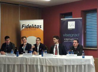 Голова Одеської «Батьківщини молодої» взяв участь у Міжнародній конференції «Visegrad 4+ 2017»