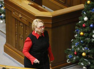 Олександра Кужель: Кадрова політика президента Порошенка є провальною