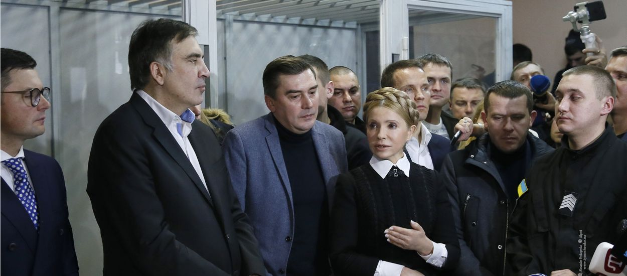 Суд над Саакашвілі – це маркер для світу, чи є в Україні верховенство права, – Юлія Тимошенко (ОНОВЛЕНО)