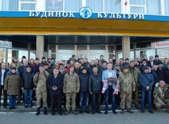 Представники «Батьківщини» вшанували пам'ять захисників Донецького аеропорту