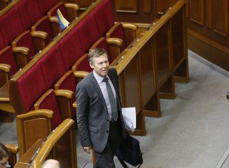 «Батьківщина» пропонує переглянути порядок денний на поточну сесію парламенту, – Сергій Соболєв