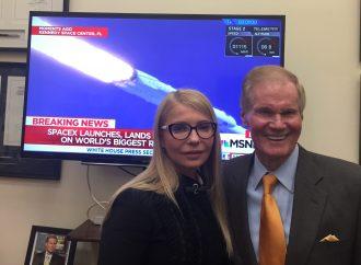 Юлія Тимошенко зустрілася з сенатором Біллом Нельсоном