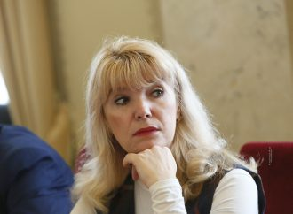 Ірина Верігіна: Луганщина. Вся надія на нового президента