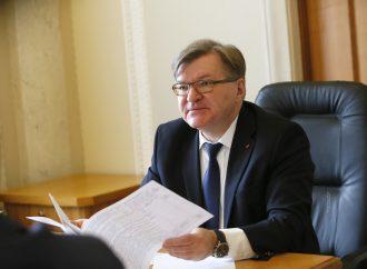 Григорій Немиря бере участь у конференції партії ХДС Німеччини